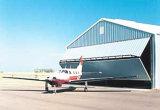 Hangar prefabricado de la estructura de acero (KXD-SSB1308)