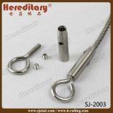 Штуцеры Tensioner Railing кабеля нержавеющей стали (SJ-H080)