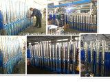 6 дюймов глубиной из нержавеющей стали с электроприводом водяной насос 6 SP17, орошения насоса