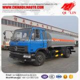 2 Eixos Oil Tanker Truck for Gasoline / Petrol Transportation