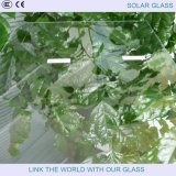 стекло 4mm солнечное с Tempered стеклом для солнечного коллектора