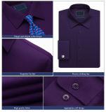 Las camisas formales de los hombres, nuevas camisas del diseño, ropa de los trabajadores de la moda