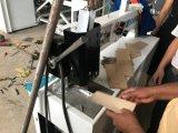 합판 베니어 인도에 있는 기계 또는 베니어 접착제 접합기를 부지런히 쓰는 수직 교차하는 수평한 합동 기계 또는 코어 베니어