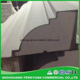 Corniche externe de tête de polystyrène de corniche décorative de moulages de mousse d'ENV