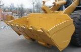 19 톤 운용 무게를 가진 6 톤 정격 부하 바퀴 로더