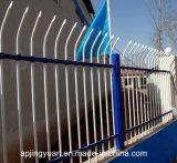 Preiswerte Sicherheits-Stahlröhrengarten-Zaun