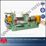 Máquina de borracha aberta do moinho de mistura da máquina de borracha e plástica