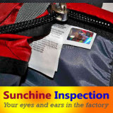Quality Inspection off Leather Wallet/Fashion Bag Check