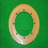 Aufschlitzendes Kreismesser für Ausschnitt-Papier-Pappe und Wellpappe