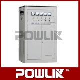 Стабилизатор напряжения тока компенсации наивысшей мощности серии SBW-300kVA одиночный трехфазный