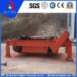 7000 gauss de seco/suspensión/separador magnético eléctrico para las industrias hulleras de la explotación minera de la producción de energía de /Thermal del cemento