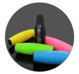 도매 참신 플라스틱 가벼운 탁상용 지팡이 장난감 DIY 싱숭생숭함 방적공