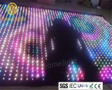 P18 LED video des Vorhang-P18 flexibler Anblick-Video-Vorhang Hintergrund-des Vorhang-\ LED