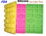 Vente en gros de divers moules personnalisés en crème glacée au silicone