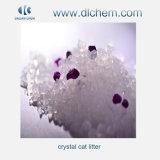 大きい品質#09の水晶キャットリターの群生てい