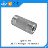 De Cilinder van de hoge druk van de Scherpe Machine van de Straal van het Water