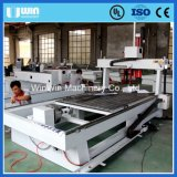 De houten Carvning Grote Roterende 4de Machine van de Houtbewerking van de As EPS1325r-600 CNC