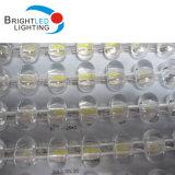 3 años de la garantía LED 30-60W LED de luces de calle ligeras