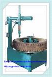 不用なタイヤの打抜き機のタイヤのリングのカッター機械