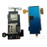 Слот для SIM-карты и карты памяти шлейф для LG Optimus P700
