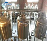 Acier inoxydable système micro de brasserie de 2 barils pour Pubbrew