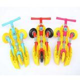 3 cabritos de la rueda plegables el balance que aprende el triciclo de Trike del niño del niño de la bici de la bicicleta