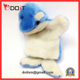 Brinquedo educativo fantoche de mão fantoche de fantoche puppet fantoche de golfinho animal
