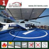 De Luifel van de hangaar, de Tent van het Pakhuis van de Hangaar voor Vliegtuigen en Helikopter