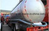 De Tankwagen van de Brandstof van de Olietanker van Sinotruk HOWO 8X4 30m3