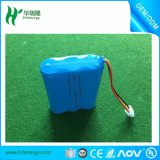 18650 26650 packs batterie rechargeable d'ion de lithium 3.7 V/7.4V/12V/24V/36V~ 72V