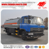 2 de Vrachtwagen van de Olietanker van assen Voor het Vervoer van de Benzine/van de Benzine
