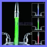 3 RGB LEIDENE van de Controle van de Sensor van de Temperatuur van het Water van kleuren Tapkraan van de Keuken (SL-A6)