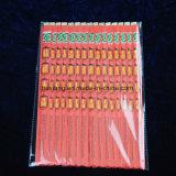 Palillos de papel disponibles populares del bambú del abrigo de la funda de la cuchillería