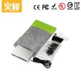 Batería portable al por mayor 20000mAh/30000mAh/45000mAh de la potencia de la computadora portátil
