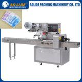 Niedrige Kosten-Multifunktionsgesichtsmaske-horizontaler Verpackungsmaschine-Hersteller