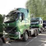 HOWO A7 380hp 10 Wheeler semi-remolque de camión de remolque