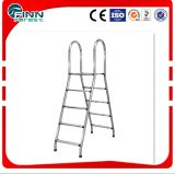 Atacado Piscina Aboveground 304stainless Steel Ladder