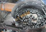 Moulage de graphite pour des scies de fil
