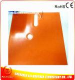 306*305*3mm de Industriële RubberVerwarmer van het Silicone van de Verwarmer 220V 506W