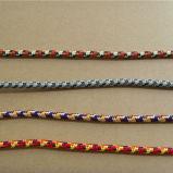 Круглый шнур полиэфира для одежды