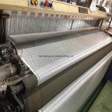 Fibre discontinue tissée par fibres de verre, tissu de fibre de verre, tissu et bande 600g