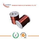Покрынный эмалью провод Manganin медный для резистора точности