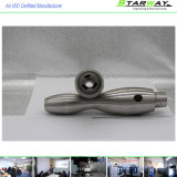 Edelstahl-drehenteile durch die CNC maschinelle Bearbeitung