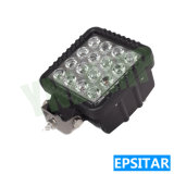 4.3Inch 48W Epistar Offroad liderou os trabalhos leves para veículo