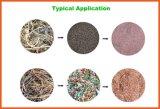 Resíduos / Usados Copper Wire Cable Recycling Separator Line Plant