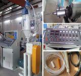 PET gewölbte Rohr-Strangpresßling-Maschine mit CER und ISO