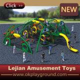 1176 grands enfants Escalade Box Playground Equipment (P1201-7)