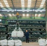 La pianta del cemento della centrale elettrica che estigue temperando l'estrazione mineraria ha forgiato la sfera d'acciaio