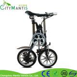 Велосипед Bike стальной рамки 14 дюймов складывая миниый карманный для дороги города