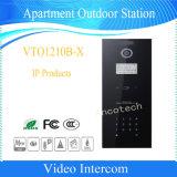 Dahuaのアパートの屋外端末のビデオ通話装置(VTO1210B-X)